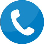 Telephone Icon Vector Phone Icon Vector And Png Free - Circle, Transparent Png