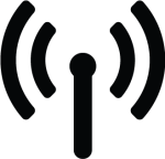 Wifi Network, Connection, Mobile Network Icon - Wifi Network Connection Icon, HD Png Download