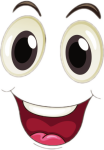 Free Png Download Cartoon Eyes And Mouth Png Images - Animated Eyes And Mouth, Transparent Png