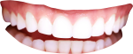 Smile Teeth Png Clipart Transparent Stock - Smiling Human Mouth Png, Png Download