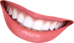 Tooth, Mouth Teeth - Smiling Mouth No Background, HD Png Download