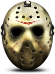 Friday The 13th Mask Png, Transparent Png