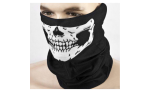 Scary Mask Festival Skull Masks Skeleton Outdoor Motorcycle - Type Of Mask, HD Png Download