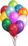 Free Png Download Balloons Transparent Png Images Background - Balloons Transparent Clipart, Png Download