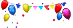 Birthday Background Png, Transparent Png