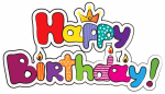 Happy Birthday Png Images - Hello Kitty Birthday Clipart, Transparent Png