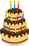 Free Png Download Birthday Cake Png Images Background - Happy Birthday Cake Png, Transparent Png