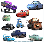 Car Themed Parties, Cars Birthday Parties, 3rd Birthday, - Cars Disney Personajes Png, Transparent Png