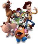 Cumple Toy Story, Woody Party, Toy Story Birthday, - Toy Story 3, HD Png Download