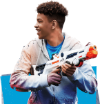 Temporary Nerf Laser Ops Pro Laser Blasters, Accessories, - Nerf Laser Ops Png, Transparent Png