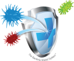 Clipart Shield Protection Shield - Shield Protect From Bacteria, HD Png Download