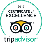 Tripadvisor Certificate Of Excellence, HD Png Download
