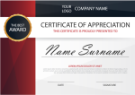 Graphic Library Library Elegance Horizontal Certificate - Amnesia, HD Png Download
