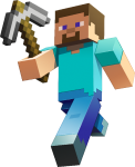 Minecraft Character Art - Characters That Aren T In Smash Bros, HD Png Download