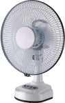 12'' Rechargeable Table Fan Of Over Charge And Deep - Ventilador De Batería, HD Png Download