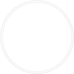 White Circle Outline Transparent - White Circle Border Png, Png Download