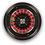 High Quality Roulette Wheel - Circle, HD Png Download