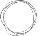 #round #frame #border #circle #lineas #background #overlay - Circle, HD Png Download