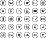Vector Formatting Ig Icon - Circle, HD Png Download