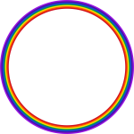 More From My Site - Transparent Background Rainbow Circle, HD Png Download
