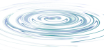 Water, Blue, Circle, Aqua Png Image With Transparent - Water Circle Effect, Png Download