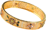 Png Jewellers Bangles - Gold Bangles Design With Price, Transparent Png