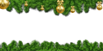 This Free Icons Png Design Of Christmas Borders, Transparent Png