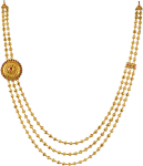 Calcutta Design Layer Necklace - Png Gold Necklace Designs With Price, Transparent Png