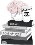 Tumblr Clipart Cute Unlimited Clipart Design - Dessin Chanel, HD Png Download