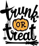 Trunk Or Treat-01 - Graphic Design, HD Png Download