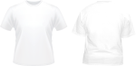 Excelent Black Tshirt Front And Back Transparent & - Family Reunion Shirt Design Front And Back, HD Png Download