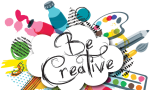 Simple Mimi's Crafts Home/hours Ideas - Art And Craft Logo Design, HD Png Download