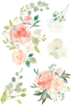 Free Icons Png - Hand Drawn Flower Png, Transparent Png