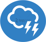 Free Png Hail And Wind Damage - Facebook Messenger Icon Png, Transparent Png