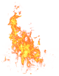 Fire Flame - Fire Transparent Background Png, Png Download