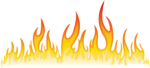 Free Png Download Fire Flames Png Images Background - Flame, Transparent Png