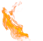 Fire Flame - Transparent Background Flame Fire Png, Png Download