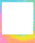 #ftestickers #frame #polaroid #colorful - Parallel, HD Png Download