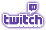 Twitch Icon Free Download At Icons8 - Follow Me On Twitch Transparent, HD Png Download