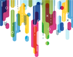 Colorful Abstract Png Peoplepng Com - Colorful Abstract Background Designs Png, Transparent Png