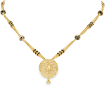 Png Jewellers Mangalsutra Designs - Necklace, Transparent Png