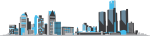 Check Out The Work Of Our Talented Graphic Designers - Cityscape Graphic Design, HD Png Download
