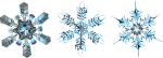 Graphic Royalty Free Download Crystal Snowflakes Png - Christmas Transparent Background Snowflake Clipart, Png Download