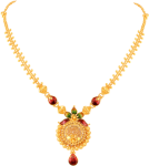 16 Gram Gold Necklace Designs - 16 Gram Gold Necklace Designs With Price, HD Png Download