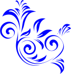 Blue Pattern Png - Designs For Photo Editing, Transparent Png