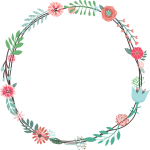 Graphic Library Library Transparent Watercolours Wreath - You Tiful Quotes, HD Png Download