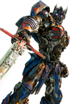 View Optimus Prime By Hz Designs-dbo9 , 2mib, - Transformers The Last Knight Optimus Prime, HD Png Download