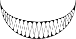 Graphic Collection Of Free Teeth Download On Ubisafe - Teeth Creepy Smile Png, Transparent Png