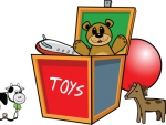 Graphic Transparent Stock X Carwad Net - Toy Box Clipart Png, Png Download