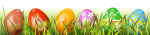 Grass Easter Eggs Transparent Background, HD Png Download